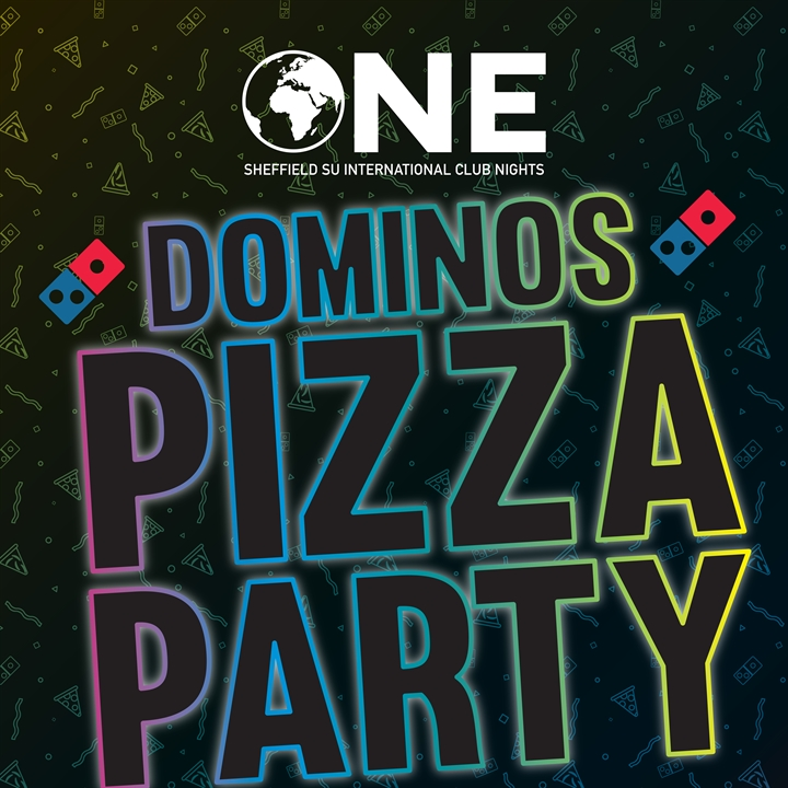 ONE : Dominos Party