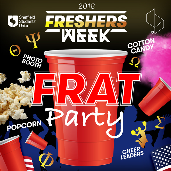 Freshers Frat Party