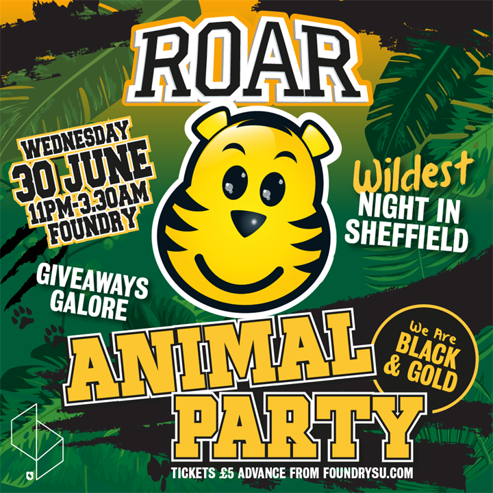 Roar - Animal Party