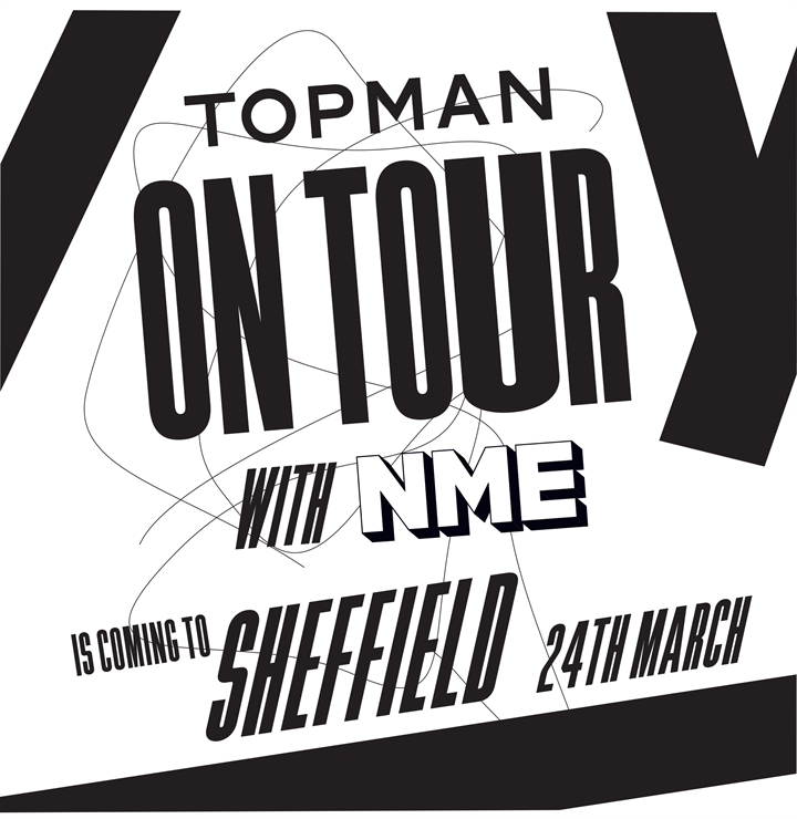 Topman on Tour with NME - Peace, Fickle Friends, Will Joseph Cook - SOLD OUT