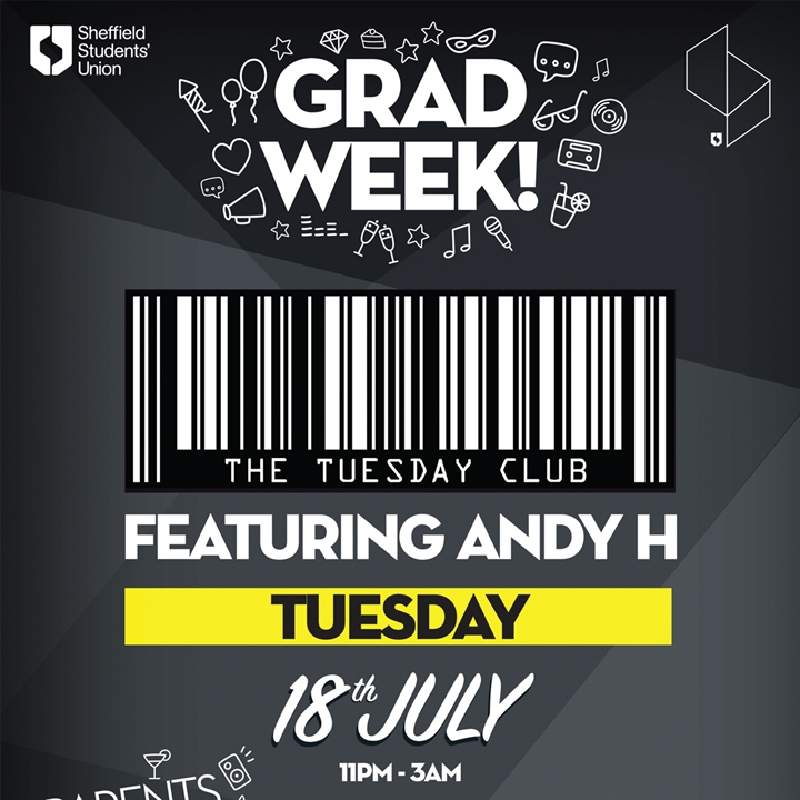 Grad Week - The Tuesday Club
