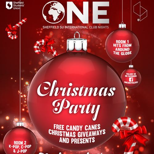 ONE: Christmas Party