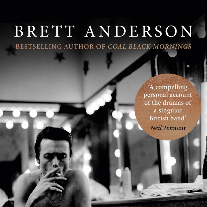 Afternoons with the Blinds Drawn - Brett Anderson
