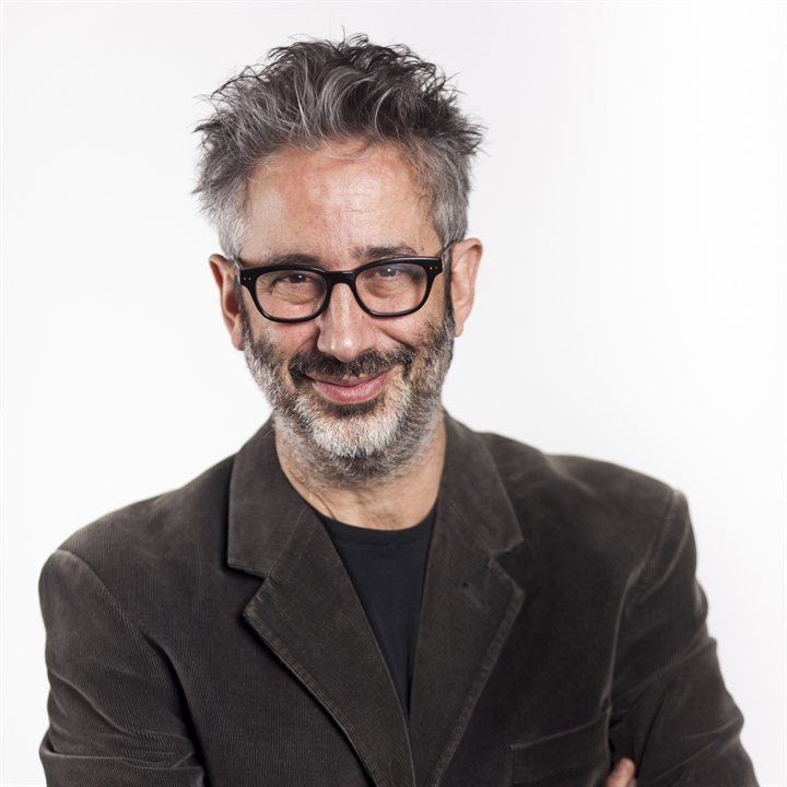 Meet the Author David Baddiel