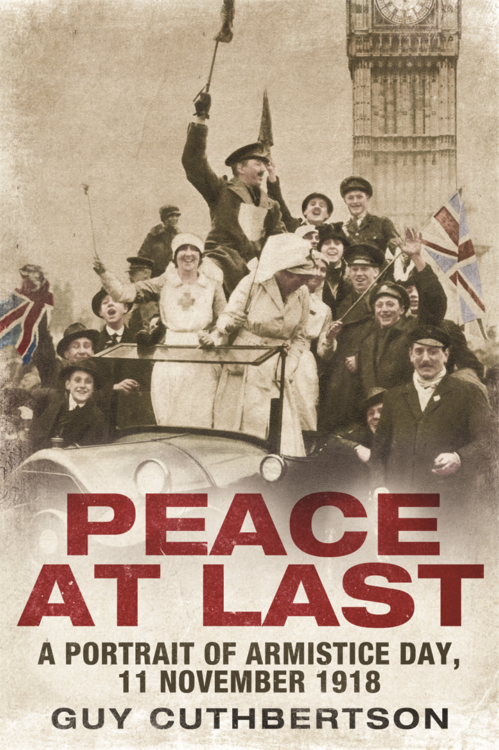 Peace At Last - Guy Cuthbertson