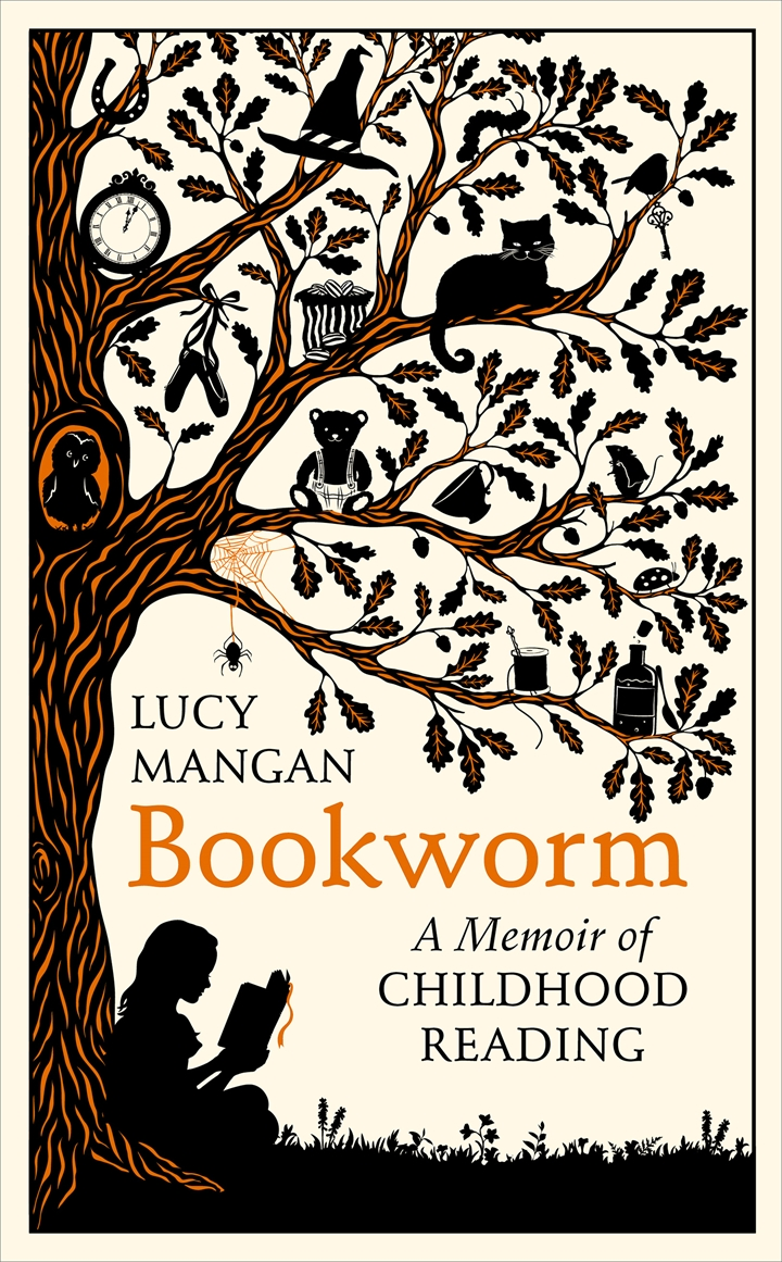 Bookworm: A Memoir of Childhood Reading - Lucy Mangan