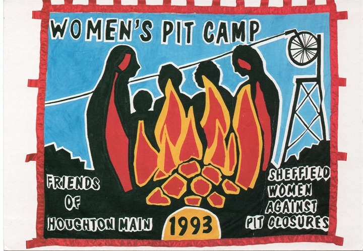 The Women's Pit Camp - Flis Callow & Caroline Poland