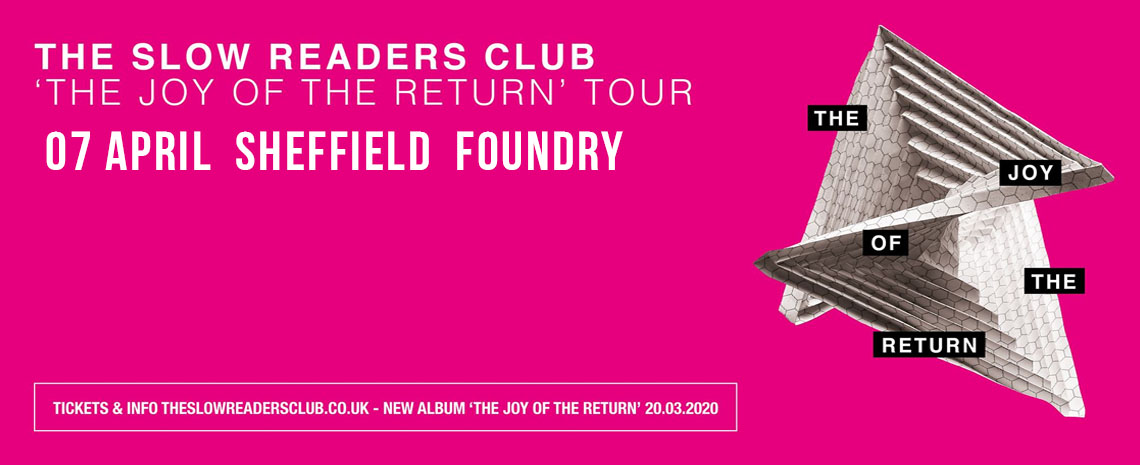 Foundry Sheffield Home Banner